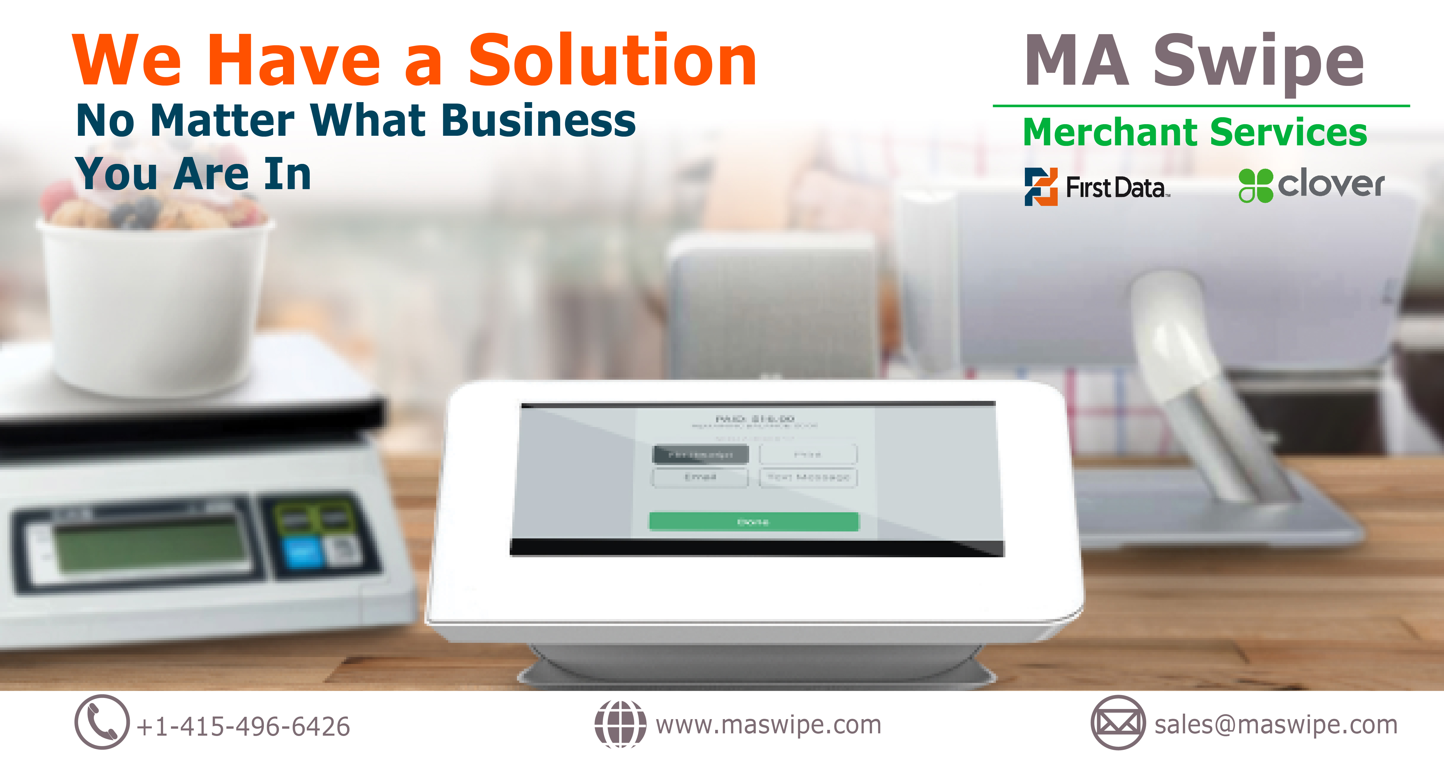 Credit Card Processing | MA Swipe Merchant Services | Home